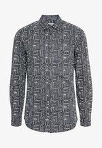 ONSELROY DITSY AZTEC - Košile - black