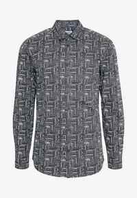 Only & Sons - ONSELROY DITSY AZTEC - Shirt - black - 4
