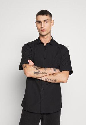 ONSSANE SOLID POPLIN - Overhemd - black