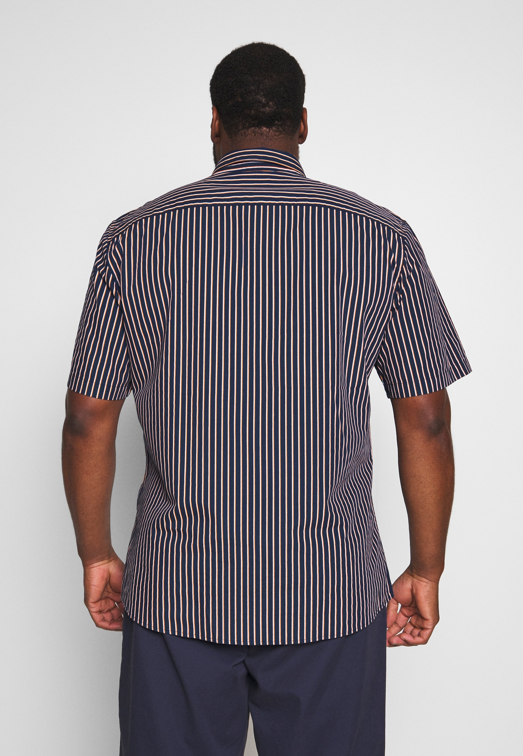 Only & Sons ONSSANE STRIPED POPLIN - Camicia - dress blues