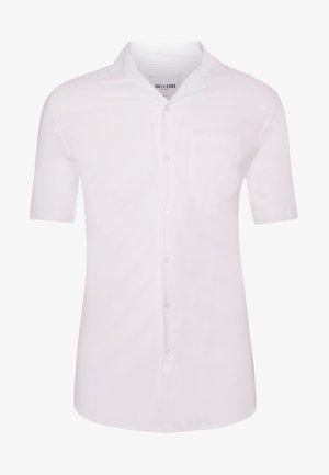 ONSSILO SOLID REG  - Košile - white