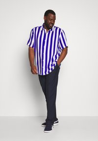 Only & Sons - ONSCARTER STRIPED  - Shirt - clematis blue - 1