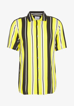 ONSCARTER STRIPED - Chemise - blazing yellow