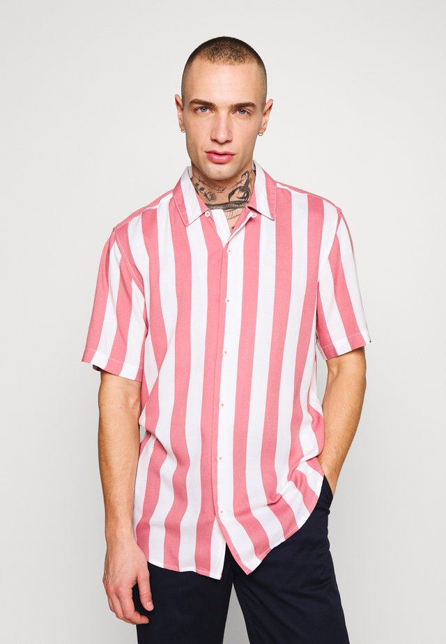 ONSCARTER STRIPED - Camisa - mauveglow
