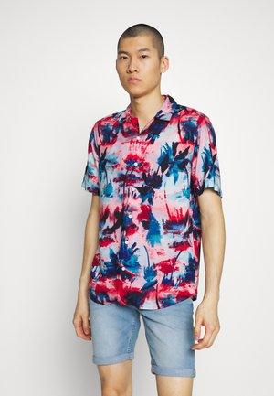 ONSOLIVER PRINTED  - Camisa - dark blue