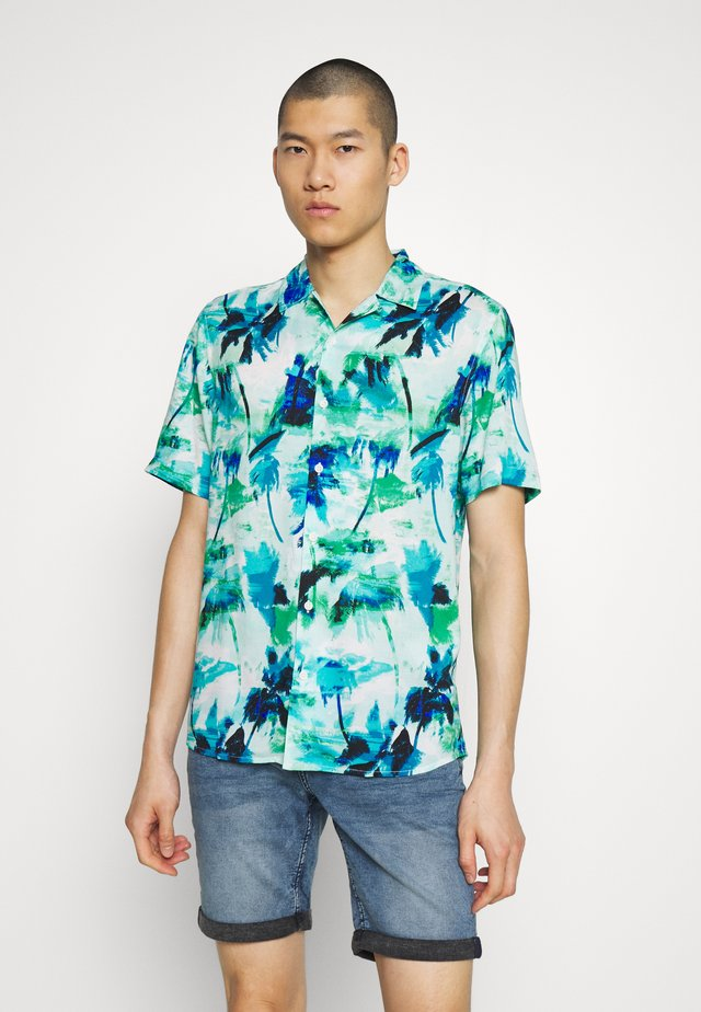 ONSOLIVER PRINTED  - Camisa - blues
