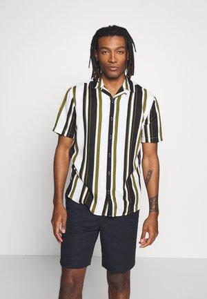 ONSWAYNI STRIPED - Shirt - pesto