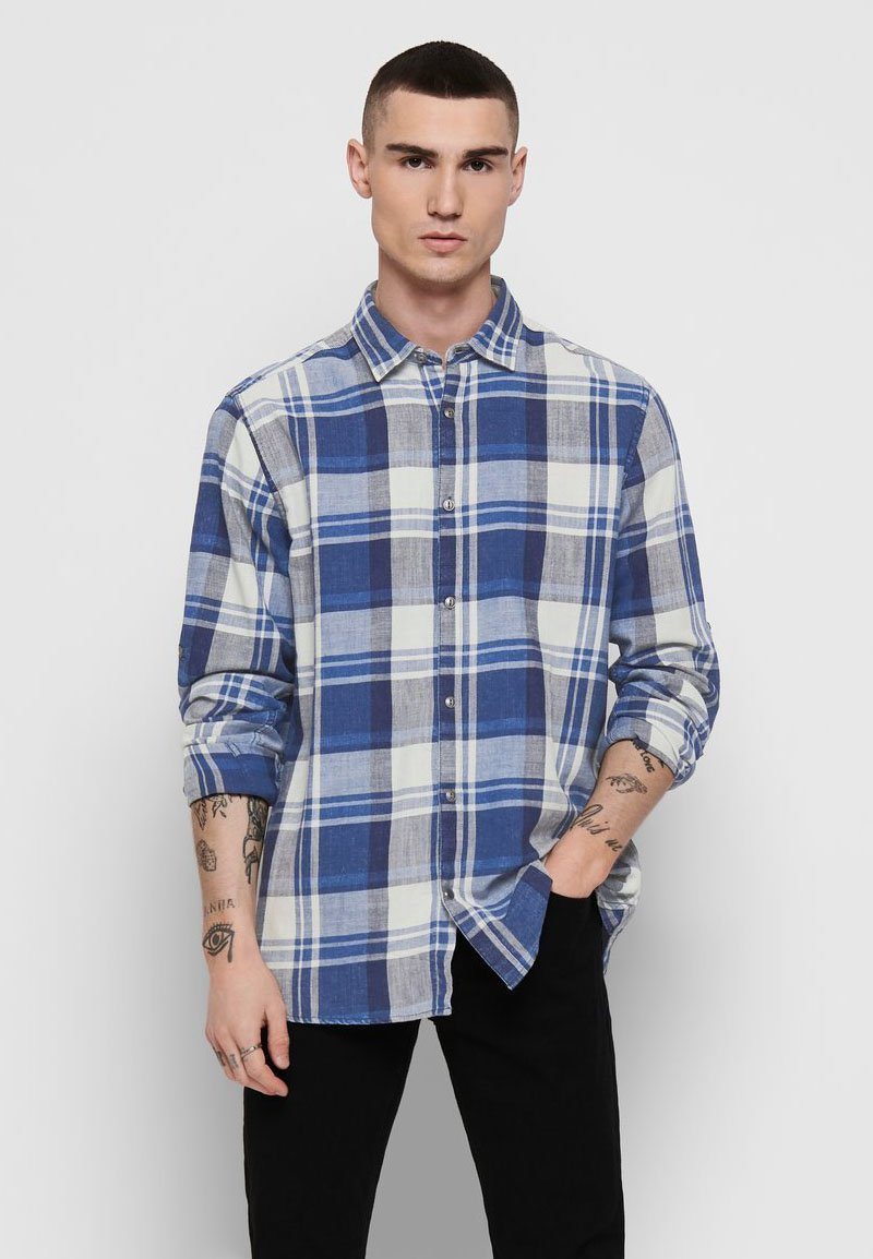 Only & Sons Koszula - true blue