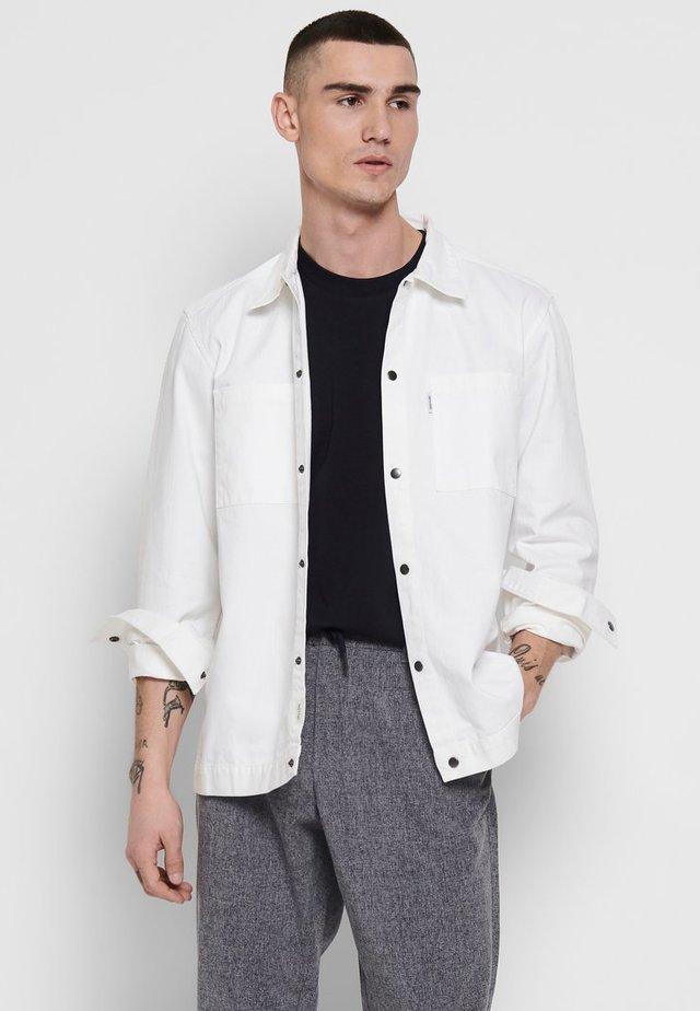 TWILL - Hemd - bright white