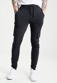 Only & Sons - ONSKENDRICK - Teplákové kalhoty - dark navy - 0