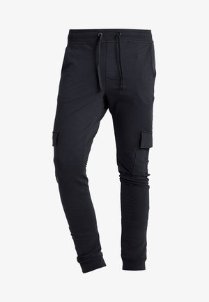 ONSKENDRICK - Tracksuit bottoms - dark navy