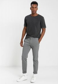 Only & Sons - ONSMARK PANT - Trousers - medium grey melange - 1