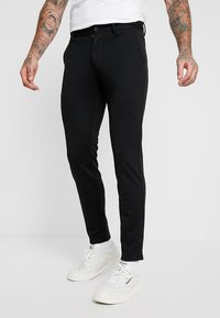 Only & Sons - ONSMARK PANT - Stoffhose - black - 0