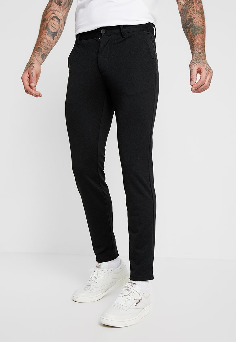 Only & Sons - ONSMARK PANT - Stoffhose - black