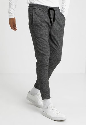 ONSLINUS PANT - Trousers - medium grey melange