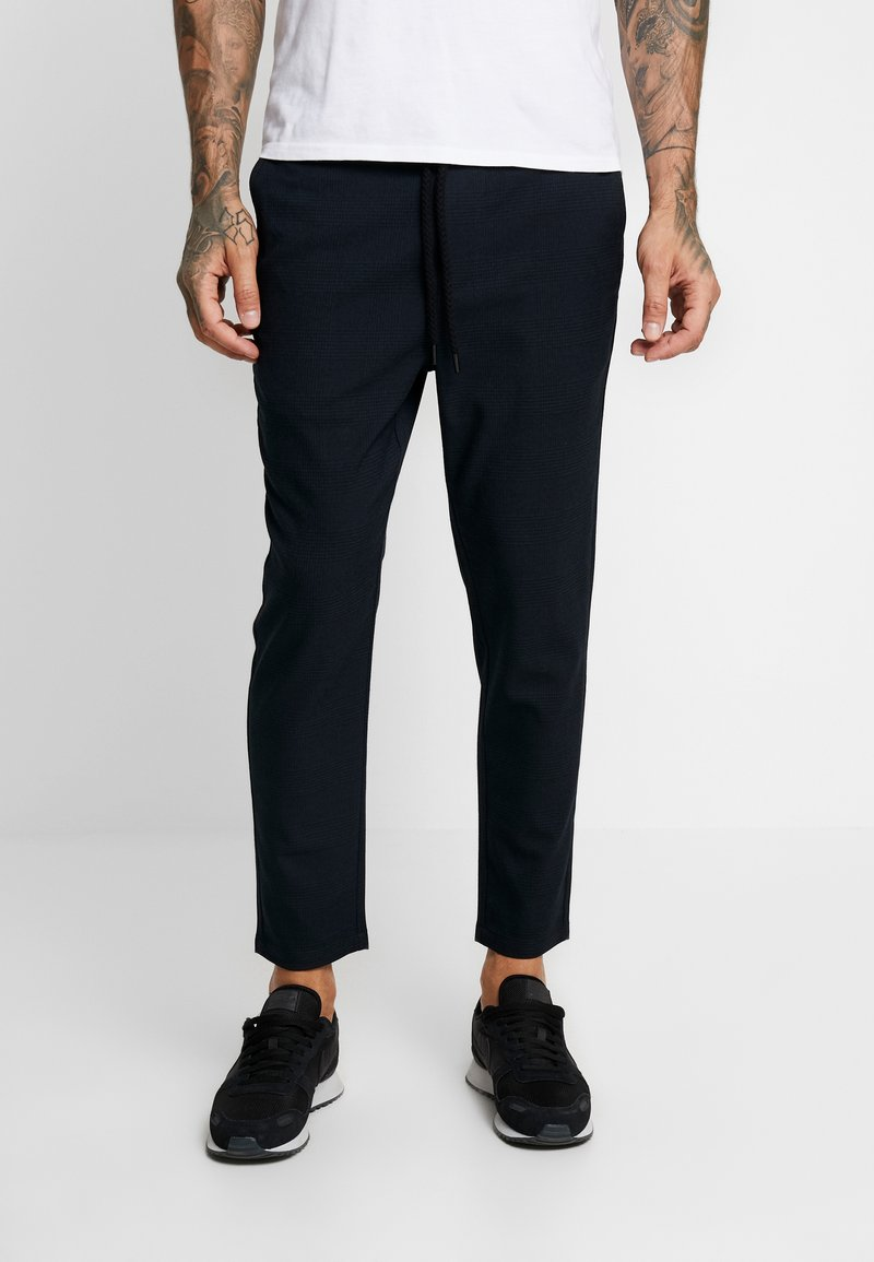 Only & Sons - ONSLINUS PANT - Stoffhose - dress blues