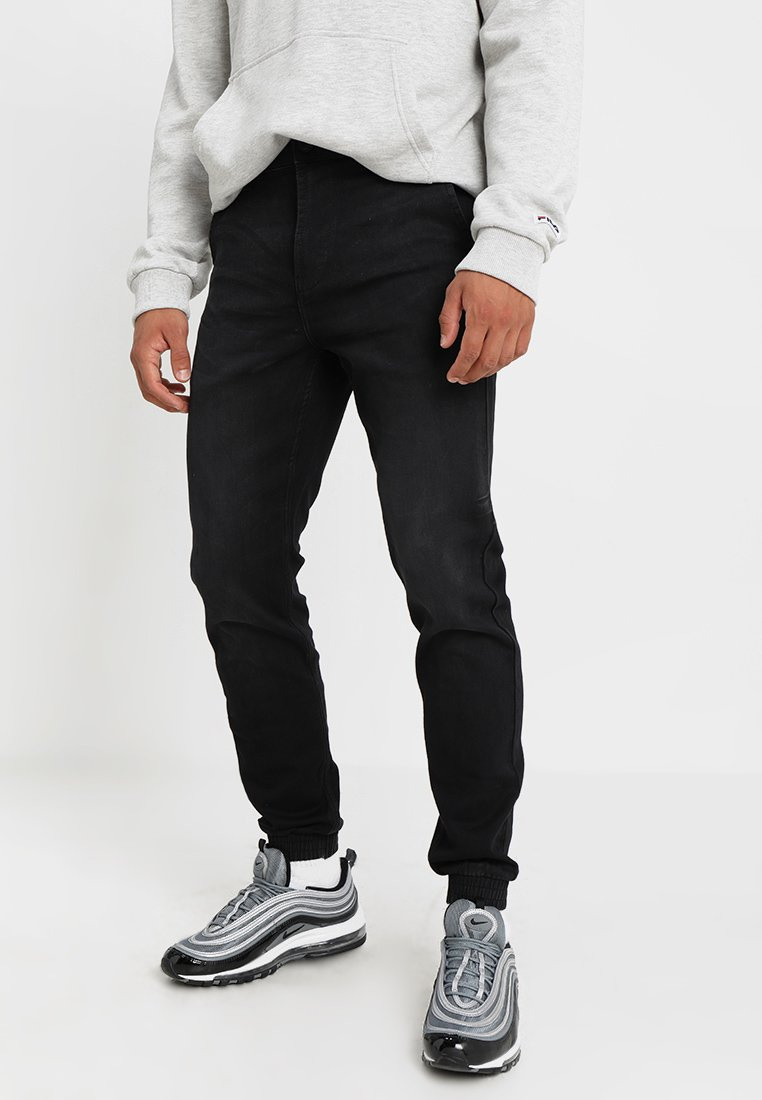 Only & Sons - ONSAGED - Stoffhose - black