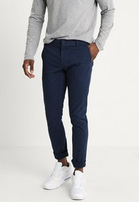 Only & Sons - ONSTARP  - Pantalones chinos - dress blues - 0