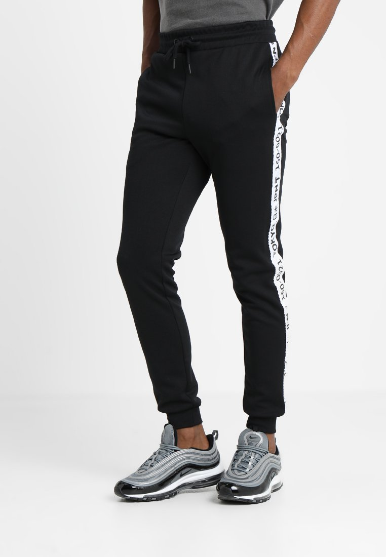 Only & Sons - ONSWF WILLIAM POLY CUFF TRACK - Jogginghose - black