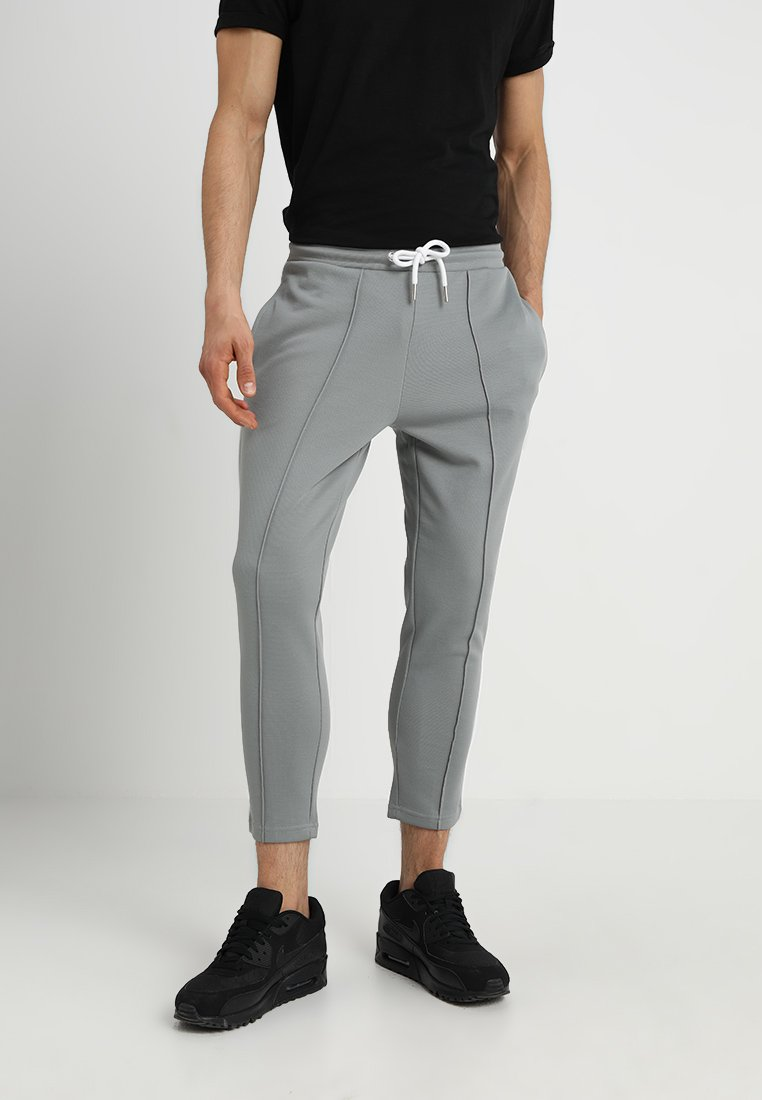 Only & Sons - ONSWILLIAM TRACK PANTS - Stoffhose - griffin