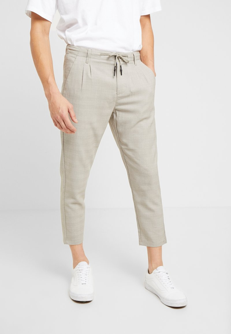 Only & Sons - ONSLEO PANT CROPPED - Chino - fallen rock
