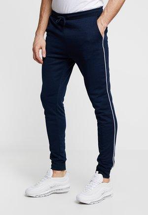 ONSWILLIAM CUFFED PANTS - Verryttelyhousut - dress blues