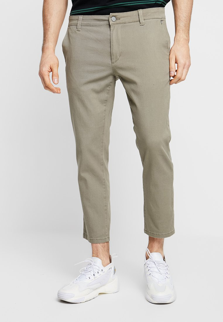 Only & Sons - ONSMARK TIM CROP - Chino - fallen rock
