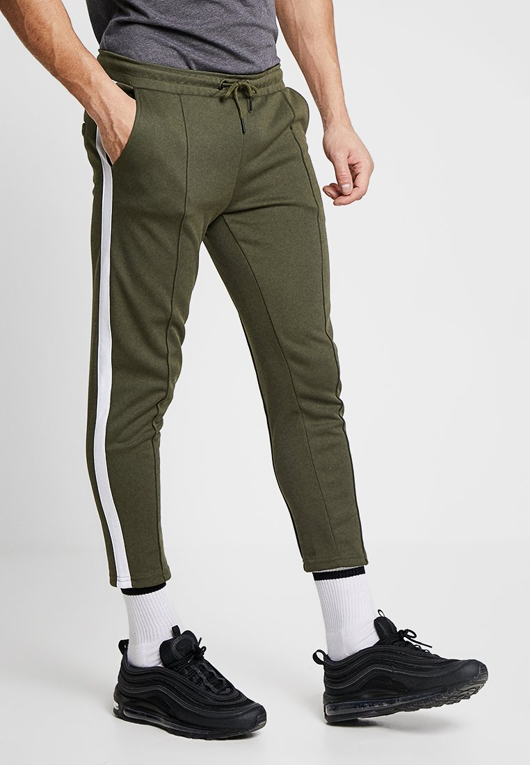 Only & Sons - ONSOWEN CROPPED - Jogginghose - olive night
