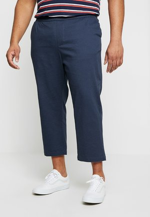 ONSLINUS WIDE CROPPED  - Trousers - dress blues