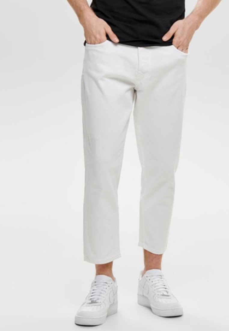 Only & Sons - Jeans Straight Leg - white