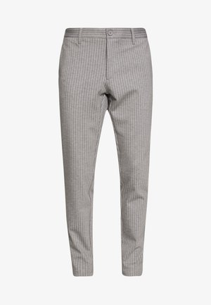 ONSMARK PANT STRIPE - Stoffhose - light grey melange