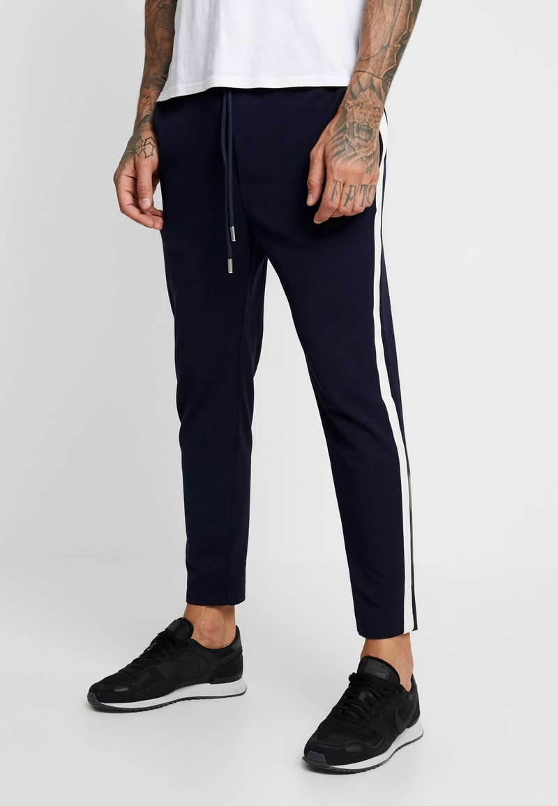 Only & Sons - ONSLINUS PANT - Bukser - dark navy