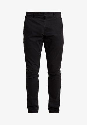 ONSTARP WASHED - Chino - black