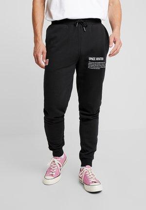 ONSSPACE PANTS - Pantalon de survêtement - black