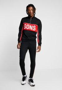 Only & Sons - ONSLANE - Trainingsbroek - black - 1