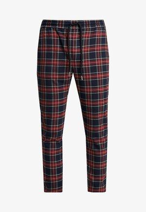 ONSLINUS CHECK TAPE PANT  - Pantaloni - dress blues