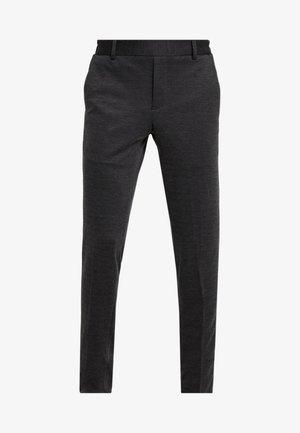 ONSELIAS CASUAL PANTS - Bukse - dark grey melange