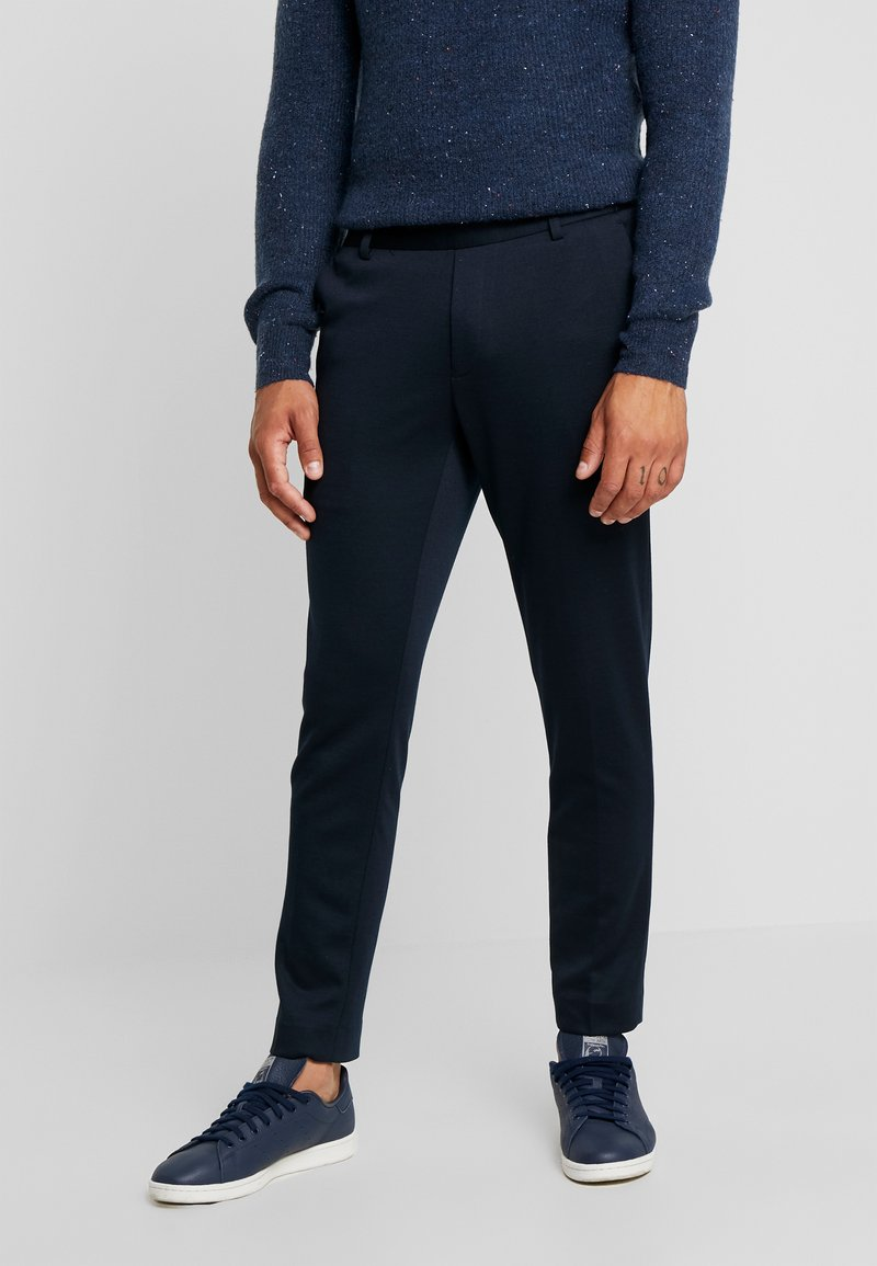 Only & Sons - ONSELIAS CASUAL PANTS - Pantalon classique - dark navy