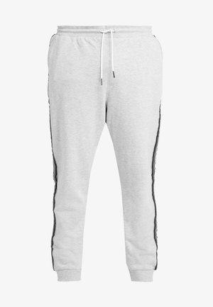 ONSKICHAEL SWEAT PANTS  - Pantalones deportivos - light grey melange
