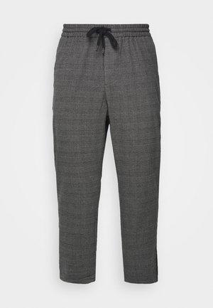 ONSLINUS PANT CHECKS  - Trousers - grey