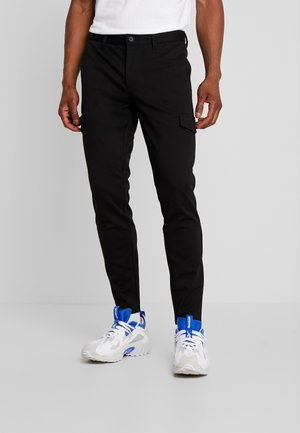 ONSMARK PANT - Cargo trousers - black