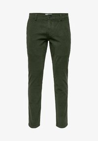 Only & Sons - ONSTARP - Broek - dark green - 0