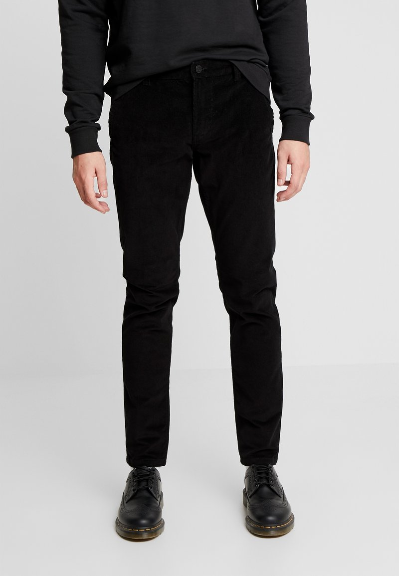 Only & Sons - ONSTARP - Pantalon classique - black