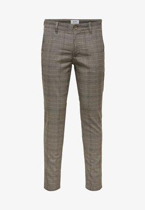 ONSMARK  - Pantalones - light brown