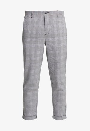 ONSELYAS PANTS - Trousers - medium grey melange