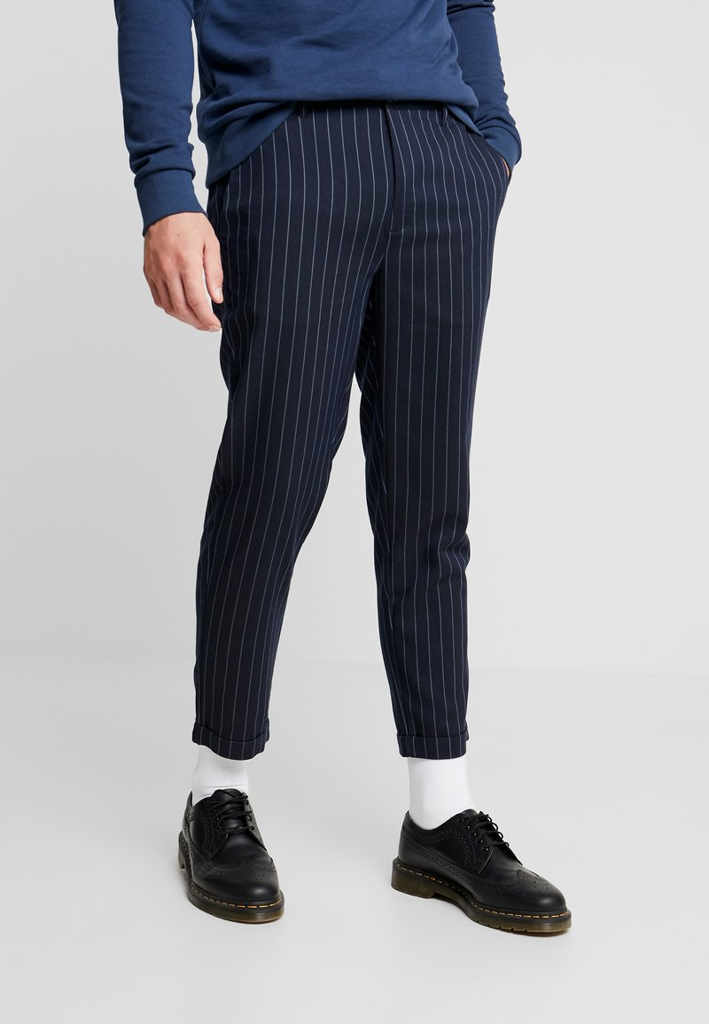 Only & Sons - ONSELYAS PANTS - Pantalones - dark navy