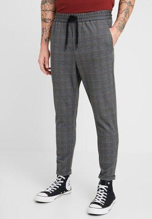 ONSLINUS PANT CHECK - Trousers - cinnabar