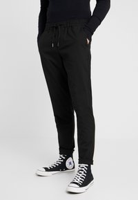 Only & Sons - ONSDION PANT - Pantalones - black - 0