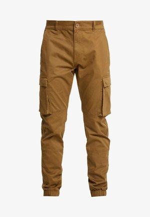 ONSCAM STAGE CARGO CUFF - Pantalones cargo - kangaroo