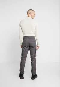 Only & Sons - ONSCAM STAGE CARGO CUFF - Cargobroek - grey pinstripe - 2